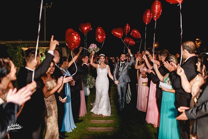 80 fotos de casamento à noite na Chácara Dona Anna! 29