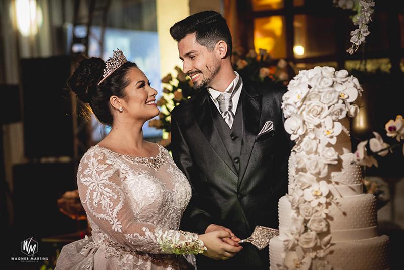 80 fotos de casamento à noite na Chácara Dona Anna! 10