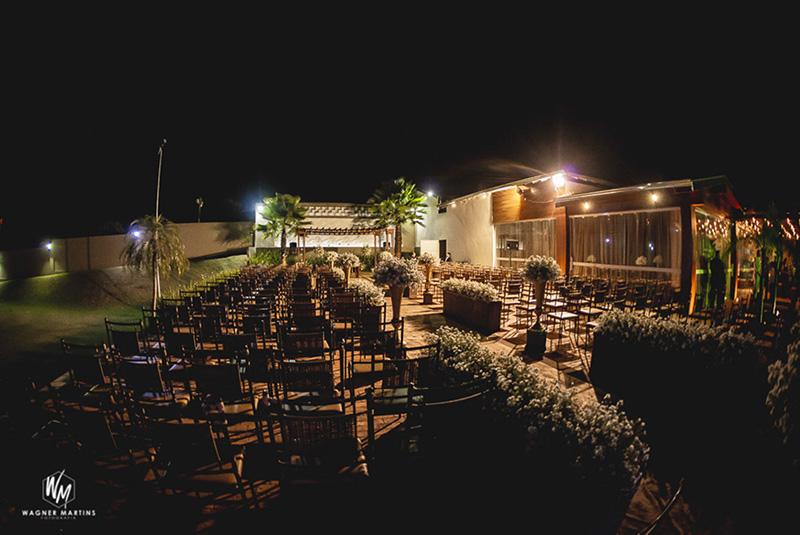 80 fotos de casamento à noite na Chácara Dona Anna! 1