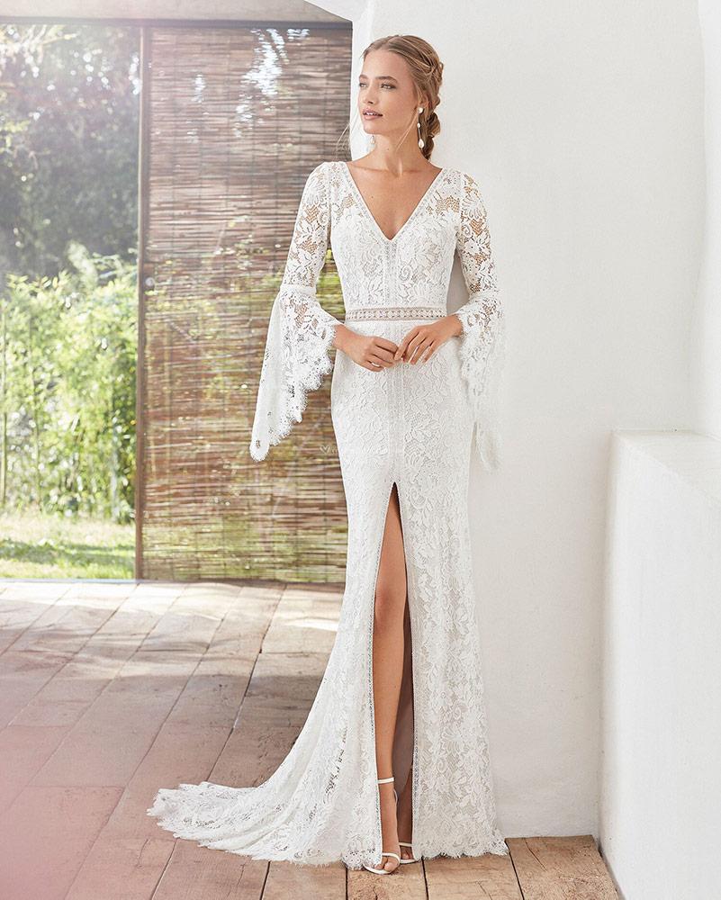 8 Tipos de Vestidos de Noiva Para Cada Corpo! 20