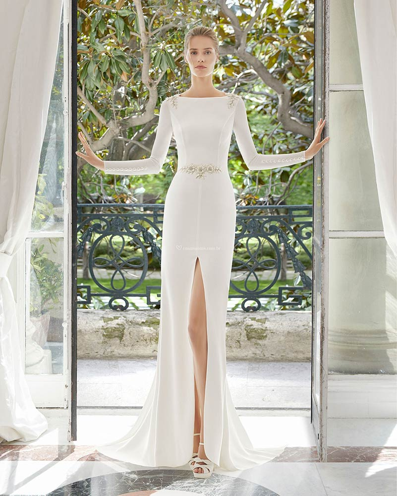 8 Tipos de Vestidos de Noiva Para Cada Corpo! 21
