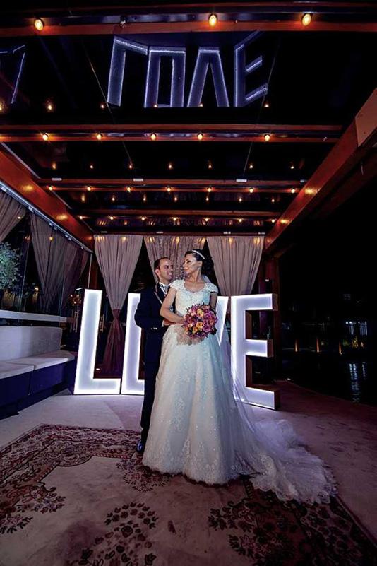 80 fotos de casamento à noite na Chácara Dona Anna! 31