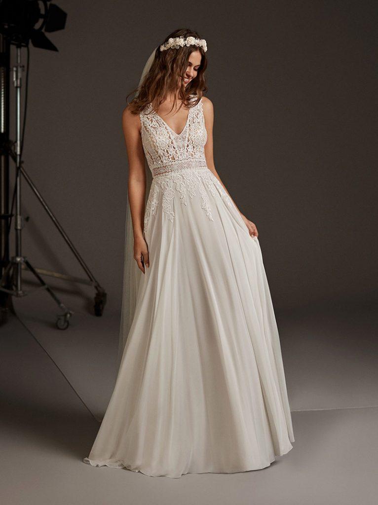 8 Tipos de Vestidos de Noiva Para Cada Corpo! 11