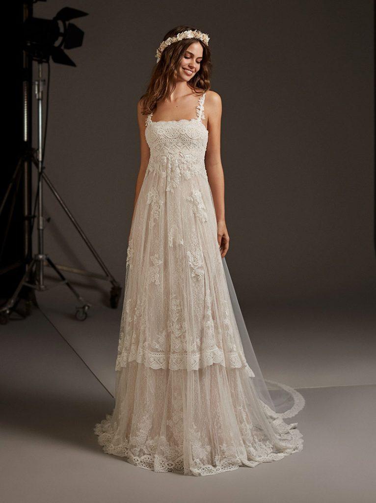 8 Tipos de Vestidos de Noiva Para Cada Corpo! 12