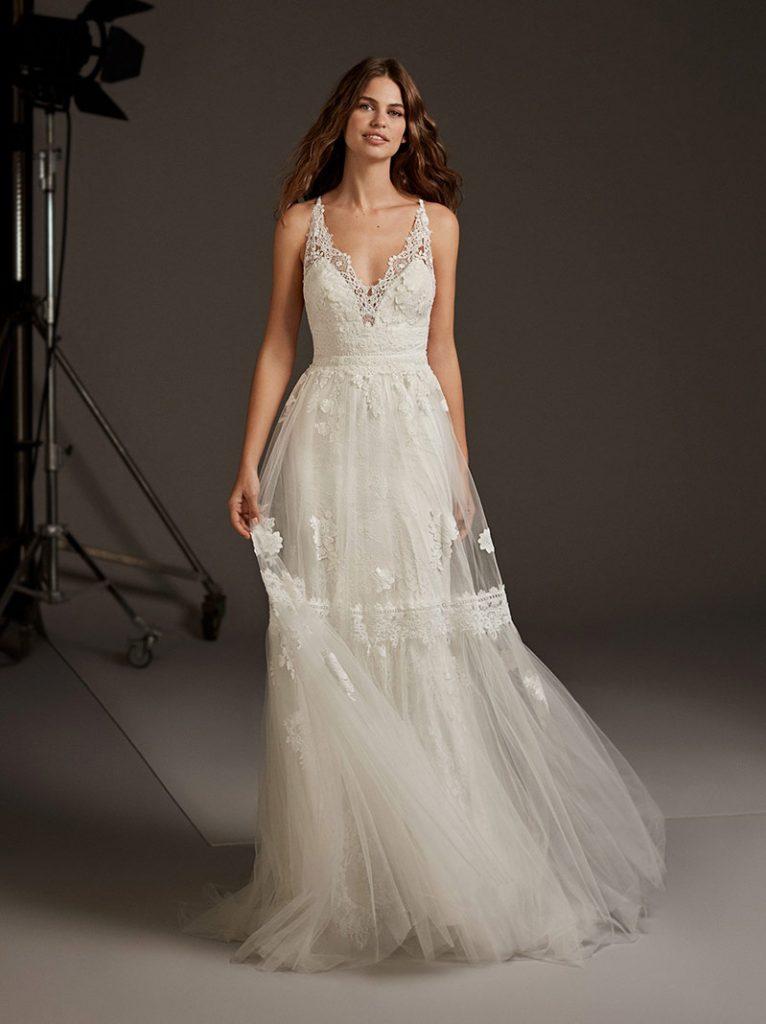 8 Tipos de Vestidos de Noiva Para Cada Corpo! 8