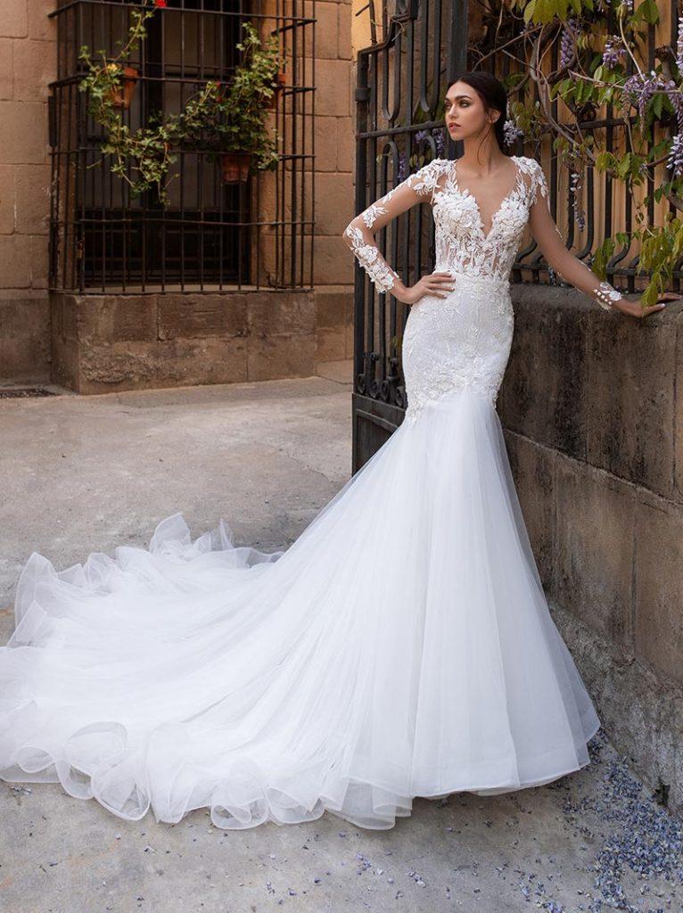 8 Tipos de Vestidos de Noiva Para Cada Corpo! 6