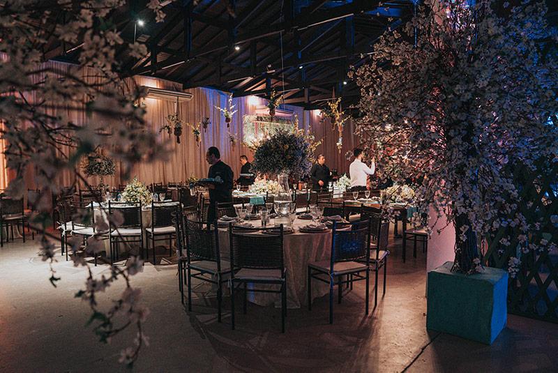 80 fotos de casamento à noite na Chácara Dona Anna! 60