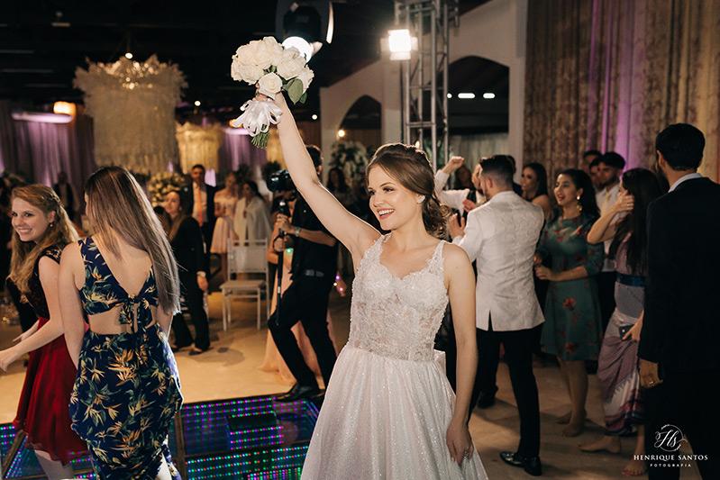 80 fotos de casamento à noite na Chácara Dona Anna! 75