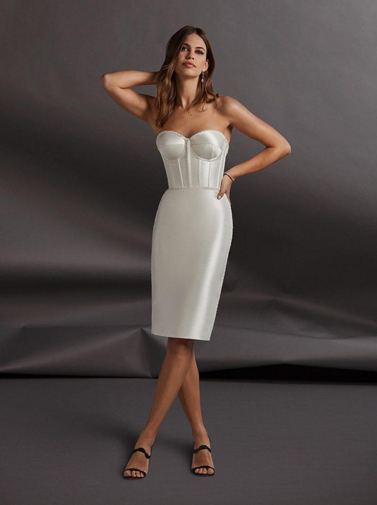 8 Tipos de Vestidos de Noiva Para Cada Corpo! 15