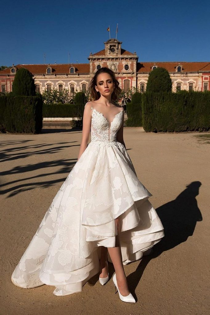 8 Tipos de Vestidos de Noiva Para Cada Corpo! 25